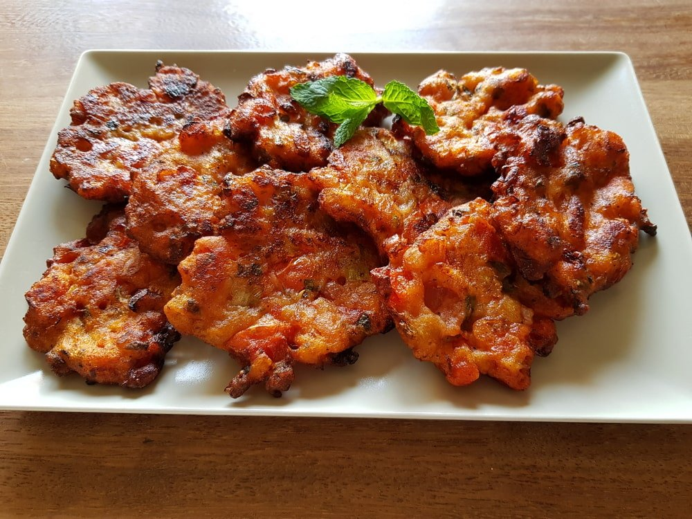 Santorini Tomato Fritters and their Recipe